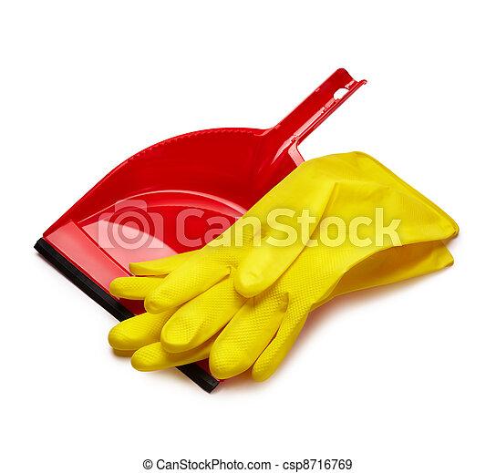 Housework items - csp8716769