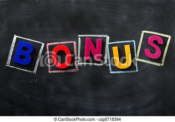 Word of Bonus - csp8718394