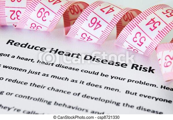 Heart disease risk - csp8721330