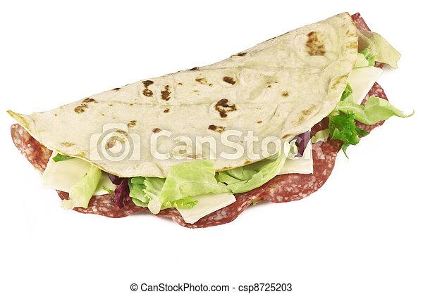Italian Sandwich Clip Art