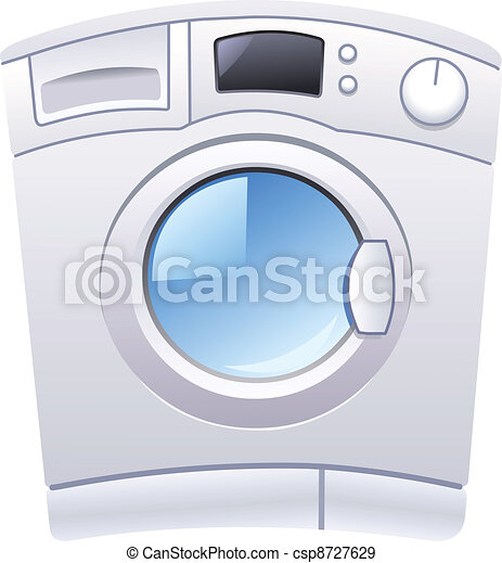 Washing machine - csp8727629