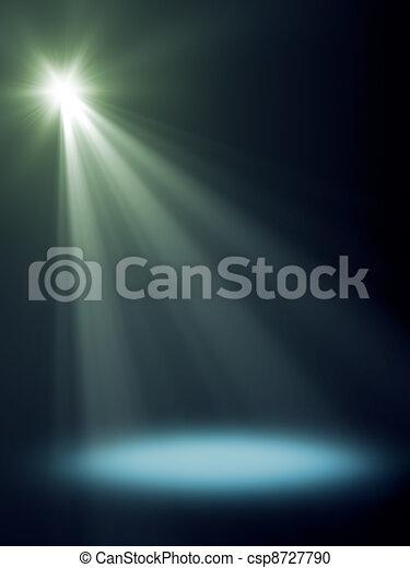 stage light - csp8727790