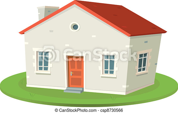 Rent-A-House - csp8730566