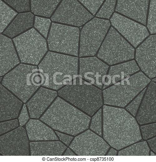 Stone Slab Seamless Pattern - csp8735100
