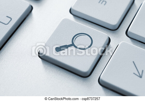 Search Button On Keyboard - csp8737257