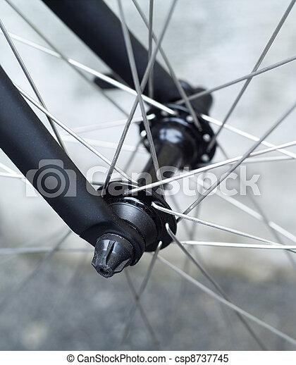 車輪, 自転車 - csp8737745