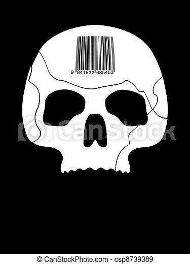 Consumer Skull - csp8739389