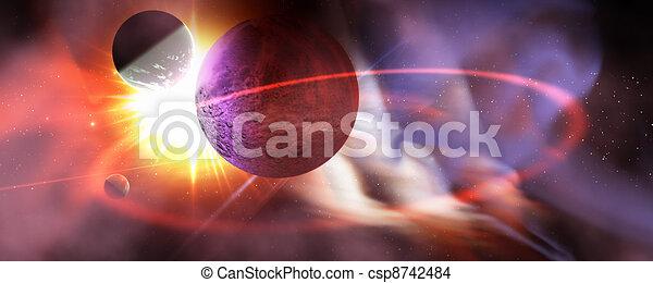 Solar Turbulence - csp8742484