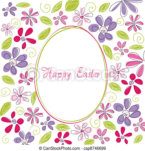 Happy Easter - csp8746699