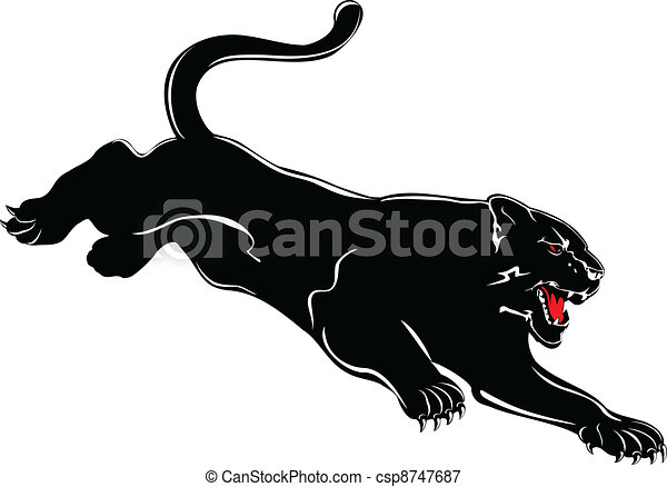 panther - csp8747687