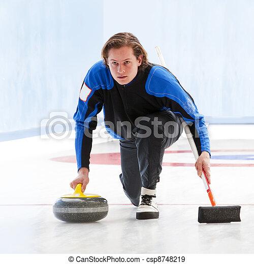 Curling - csp8748219