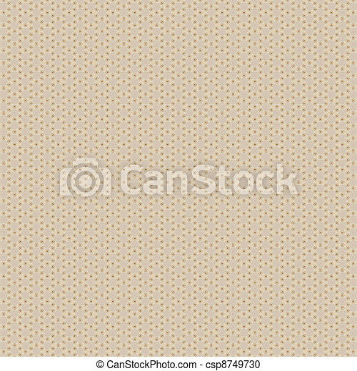 vintage shabby background with classy patterns - csp8749730