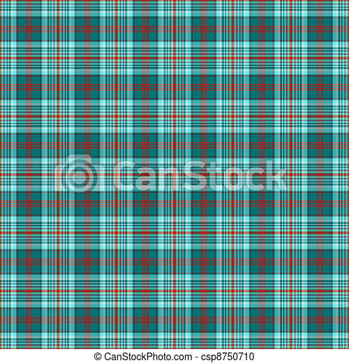 illustration de rouges blanc plaid turquoise seamless plaid dans csp8750710. Black Bedroom Furniture Sets. Home Design Ideas