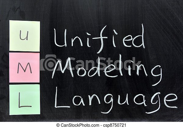 UML, Unified Modeling Language - csp8750721