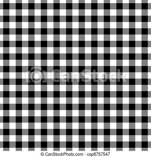 illustrations de blanc plaid noir vichy seamless noir blanc vichy csp8757547. Black Bedroom Furniture Sets. Home Design Ideas