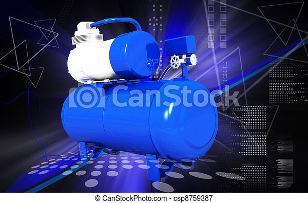 Air compressor 	 - csp8759387