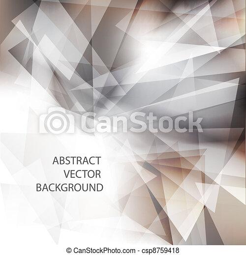 high-tech background - csp8759418