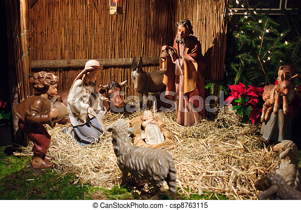 stock images of christmas nativity scene with three wise free manger clipart images free manger clipart images