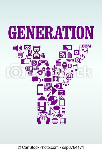 Generation Y - csp8764171