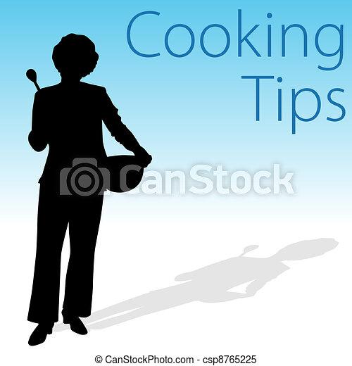 Cooking Tips - csp8765225