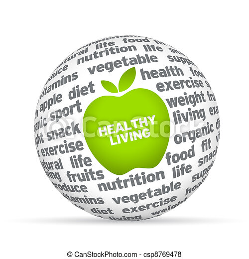 Healthy Lifestyle - csp8769478