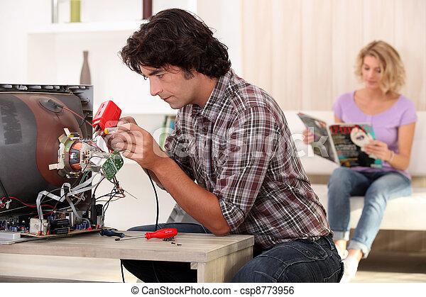 Appliance Repair - csp8773956