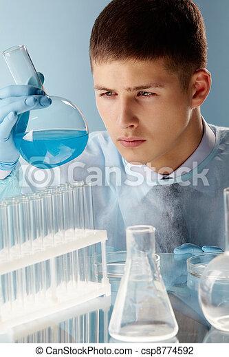 Cyan substance - csp8774592