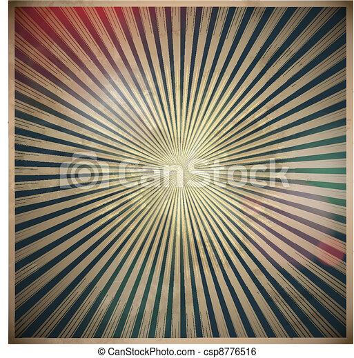 retro grunge background - csp8776516