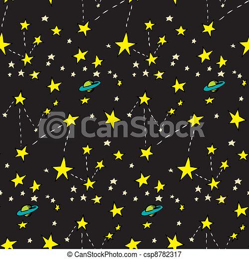 Seamless Constellations - csp8782317