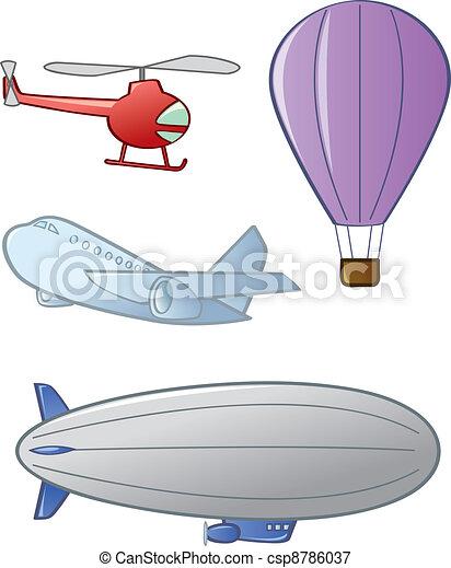 Aircraft - csp8786037
