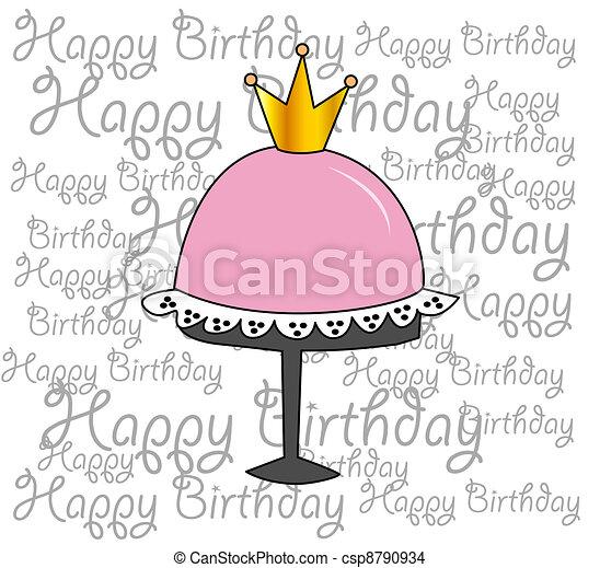 happy birthday - csp8790934