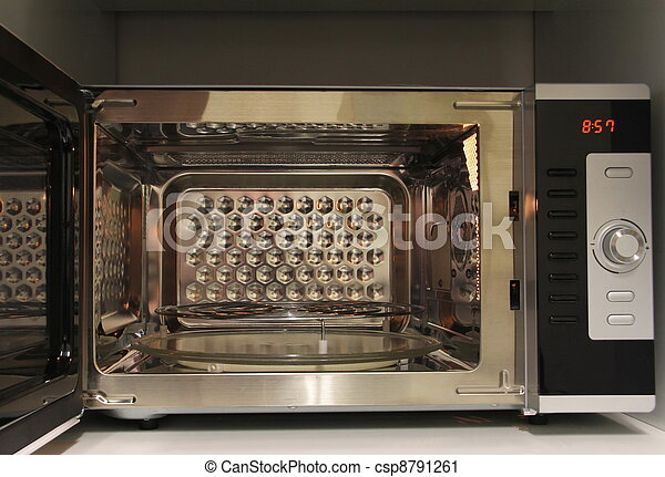 Microwave oven with grill - csp8791261