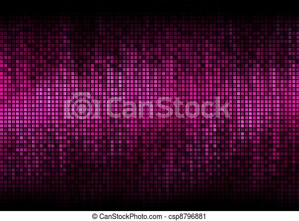 Equalizer digital color display - csp8796881