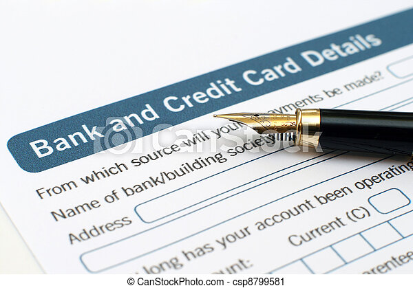 Bank application - csp8799581