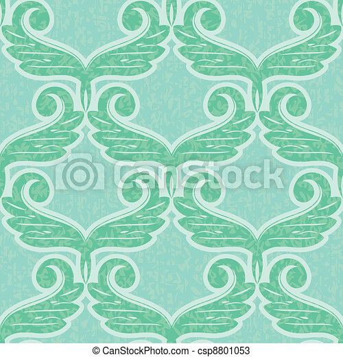 old style seamless background - csp8801053