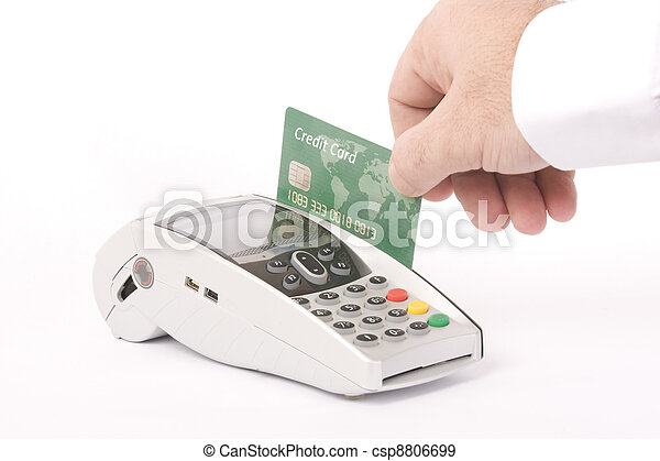 credit card - csp8806699