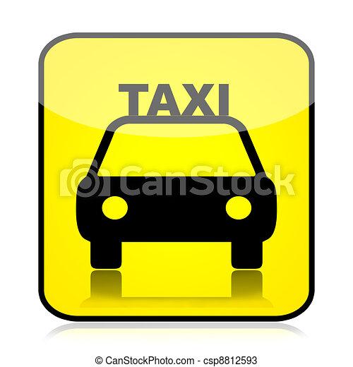 Taxi - csp8812593