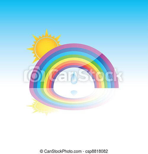 Rainbow - csp8818082