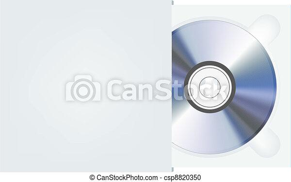 vector cd in package - csp8820350