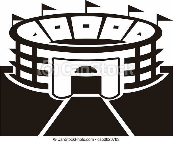 Drawings of stadiun - this is stadion which can hold ...