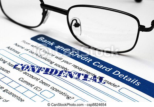 Bank application - csp8824654