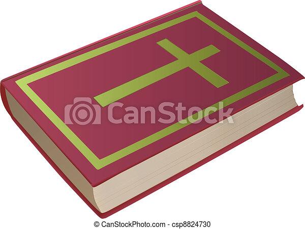bible - csp8824730