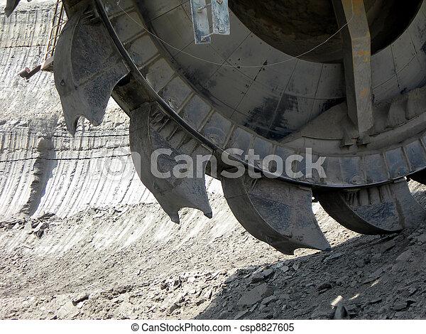 Mining machine - csp8827605
