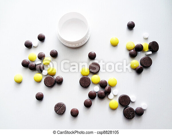 pharmaceutical preparations - csp8828105
