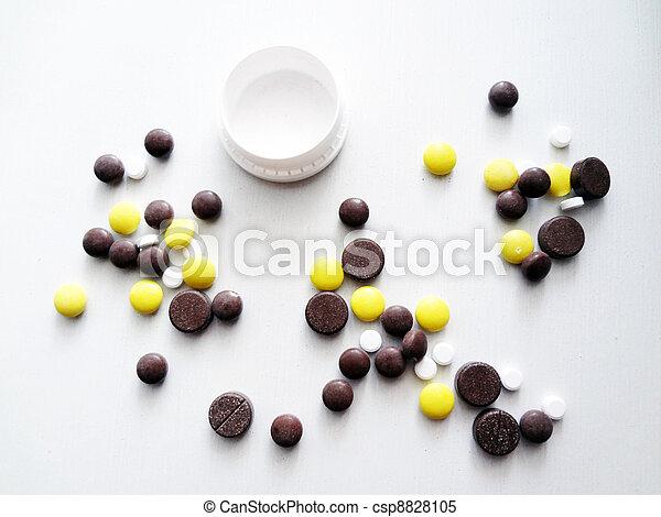 pharmaceutical preparations - csp8828105