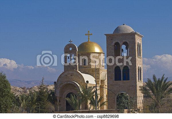 Church of St. John the baptist - csp8829698