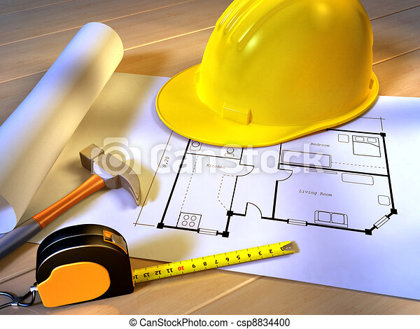 Home planning - csp8834400