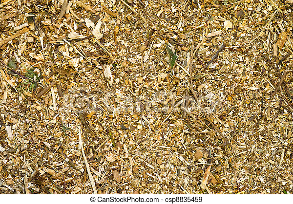 bark mulch - csp8835459