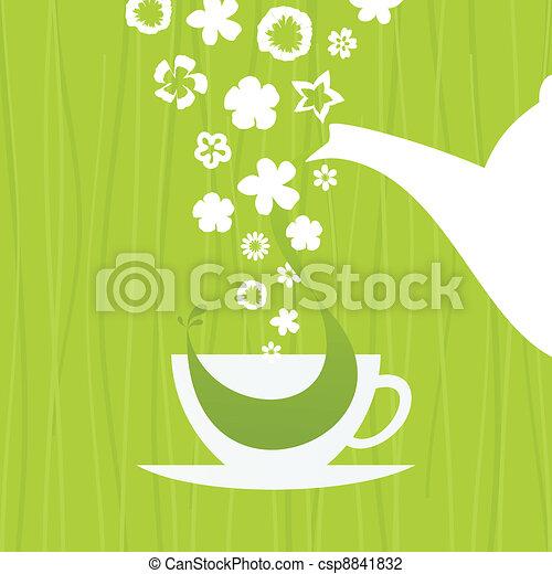 Tea - csp8841832