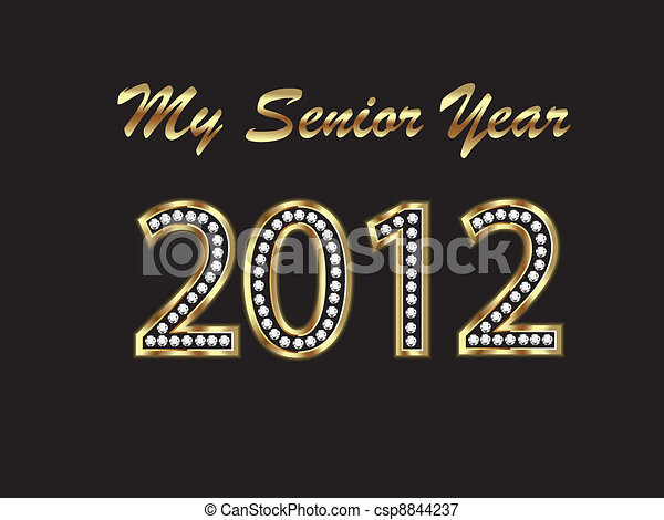 Graduate 2012 - csp8844237